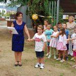 Откриване на учебната 2018-2019, Mойет дел Вайес