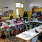 """Деца от """"Тургенев"""" изпратиха ръчно изработени картички на връстниците си от българското неделно училище в Барселона"""