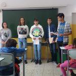 """Ученици представиха """"Български кулинарни традиции в Каталуния"""""""