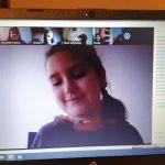 Обучението в училище продължава онлайн