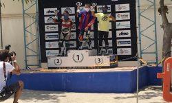 Наш ученик спечели първия кръг от испанския шампионат по супермото Riders live