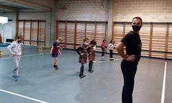 Малчугани правят първи стъпки в танцовото изкуство