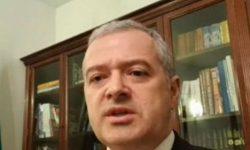 Благодарствено писмо на посланика на РБългария в Мадрид Иван Кондов