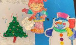 """Конкурсът """"Магията на Коледа"""" вдъхнови първокласниците"""