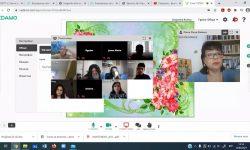 """Учениците от клуб """"Родолюбие"""" приключиха онлайн проект """"Български народни песни"""""""