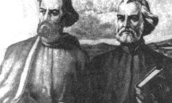 Кирил и Методий са почти непознати в Западна Европа
